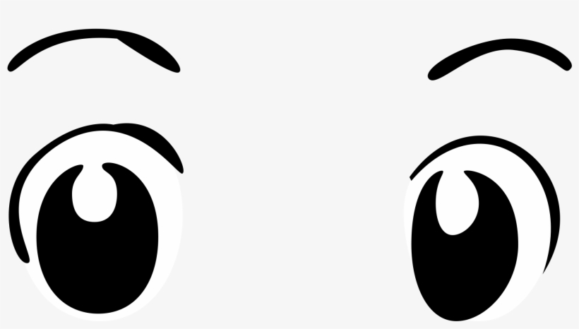 Cartoon Eye Png Anime Eyes Transparent Png 2000x1130 Png