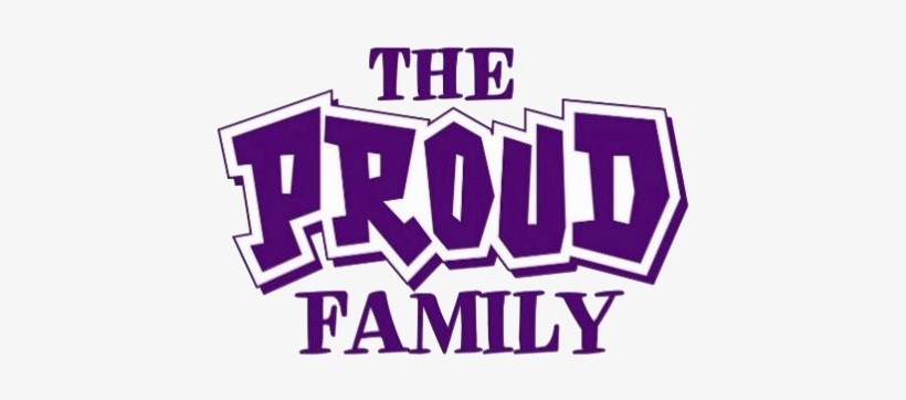 The Proud Family Logo Proud Family Game Boy Advance 441x298 Png Download Pngkit
