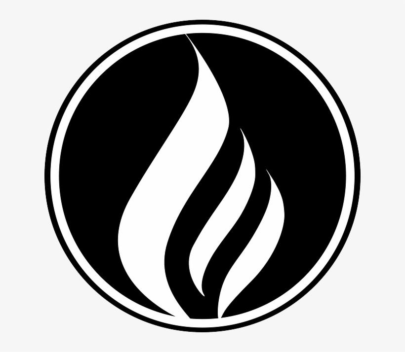 Black fire icon - Free black fire icons  |Black Flame Icon