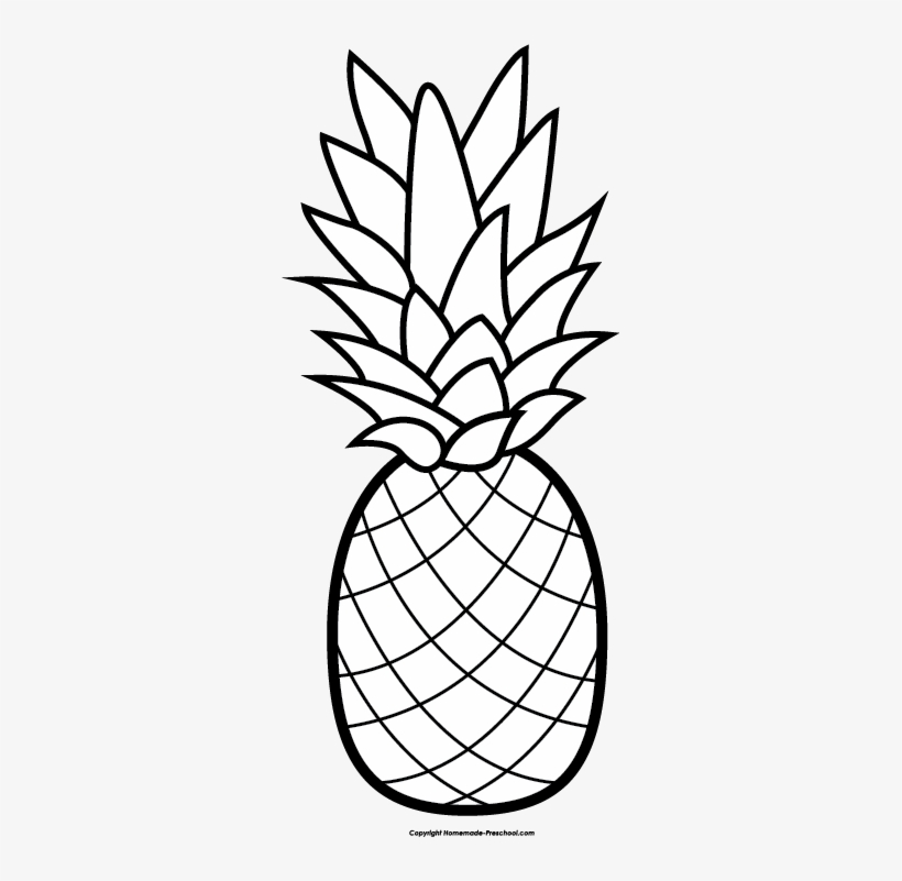 Banner Transparent Download Pineapple Free Clip Art