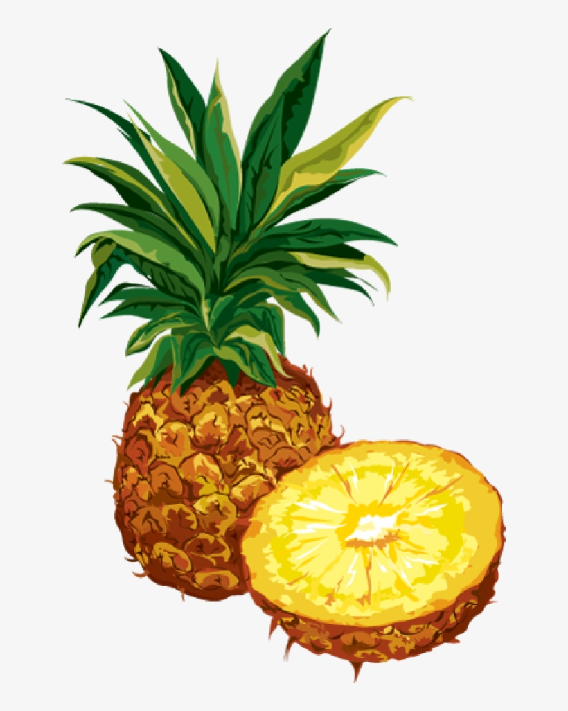 Pineapple Clip Art Free Clipart Images - Pineapple Fruit ...