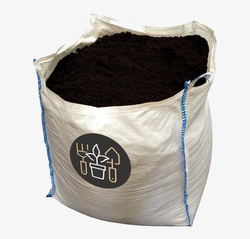 Bulk Bag Of Top Soil 750x750 Png