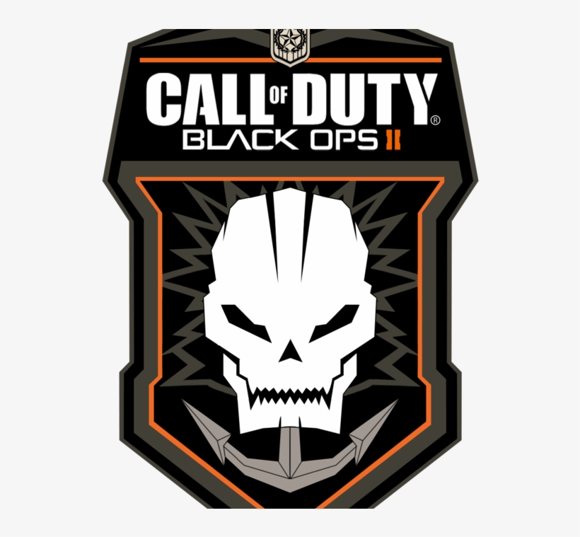 Call Of Duty Black Ops Ii Skull Blacks Ops 4 900x678 Png