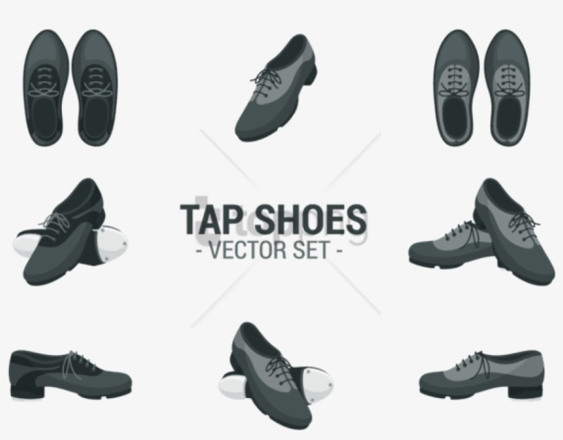 Free Png Tap Shoes Icons Vector Tap Dancing Icon Png 850x624 Png Download Pngkit