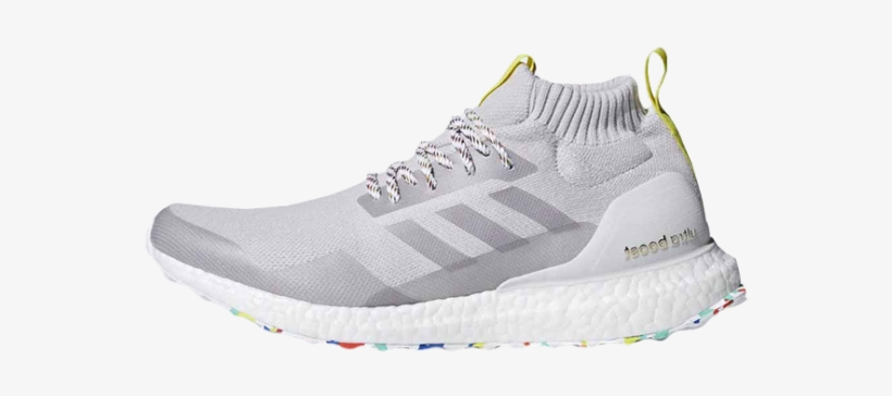 f0c3a8eb7982c 1 - Adidas Ultra Boost Mid Confetti - 593x772 PNG Download - PNGkit