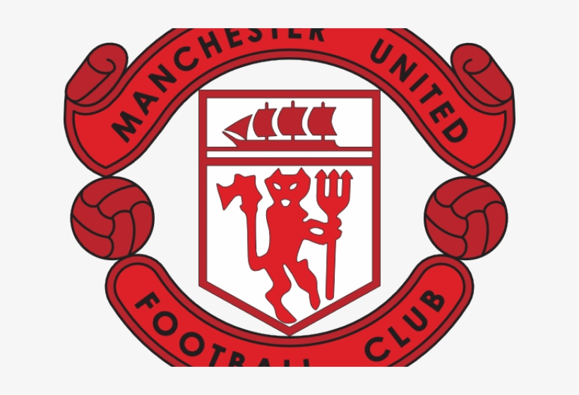 Manchester United Logo Clipart Logo Manchester United Retro Png 640x480 Png Download Pngkit