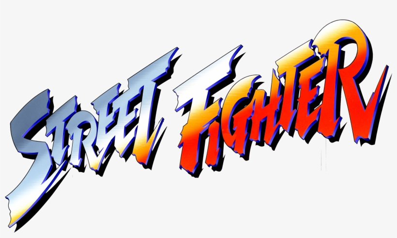 vector street fighter logo png