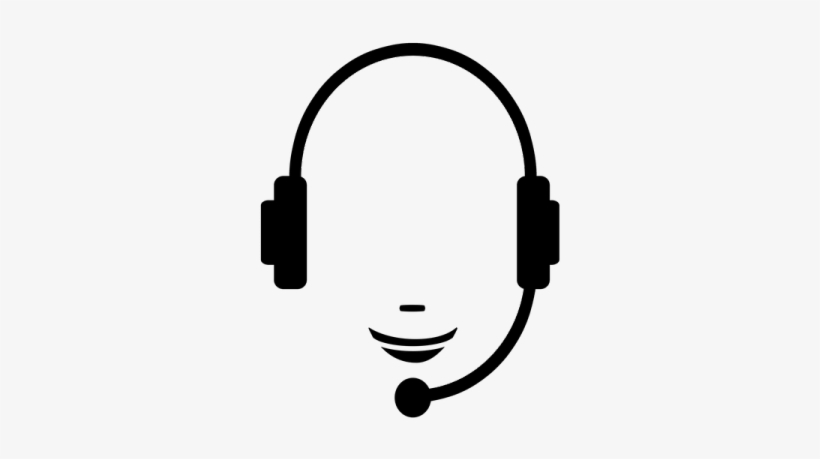 headphones clipart call center headset centre d appel logo 640x480 png download pngkit headphones clipart call center headset