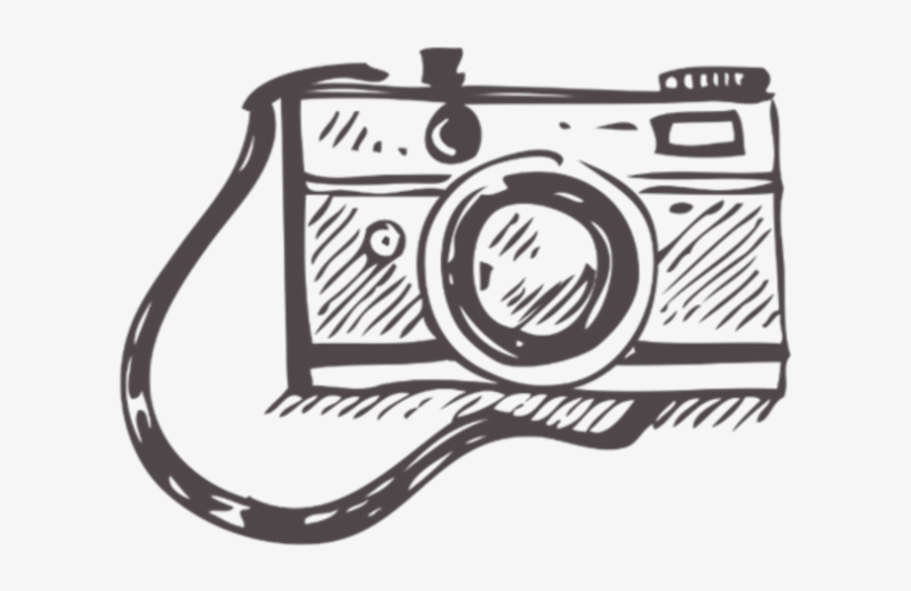 Camera Photography Camerasticker Photostory Draw Digital Camera 1024x1024 Png Download Pngkit