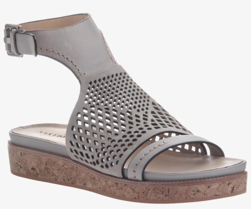 4790aaea911 Aries In Cloudburst Flat Sandals - Slide Sandal - 1024x1024 PNG ...