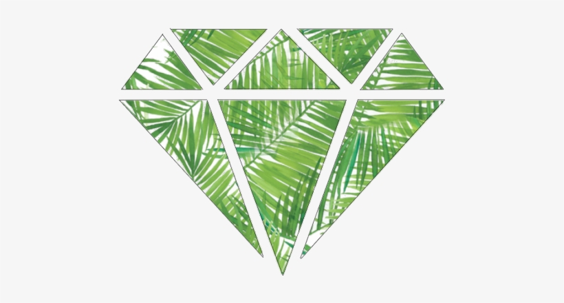 Tumblr Drawing Green Leaves Diamond Freetoedit Overlays Tumblr Green 475x360 Png Download Pngkit