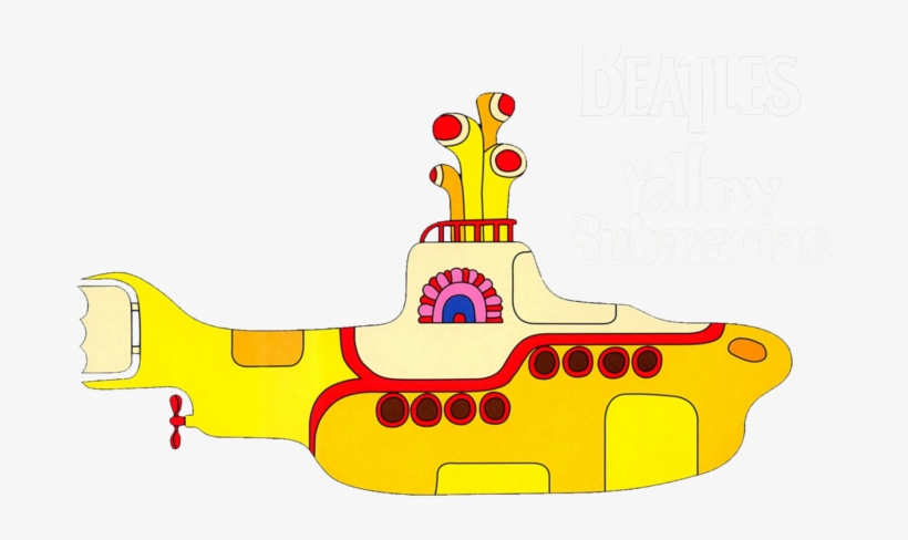 Submarine Png Hd Beatles Yellow Submarine Clipart 800x450 Png