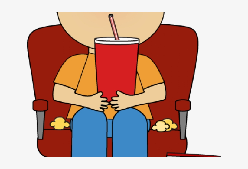 Movie Clipart And Popcorn Movie Theatre Seats Cartoon 640x480 Png Download Pngkit