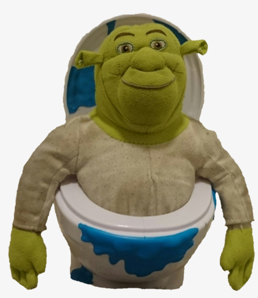 If Yall Wanna Meme The Shrek Coming Out The Toilet Shrek Transparent 932x1037 Png Download Pngkit