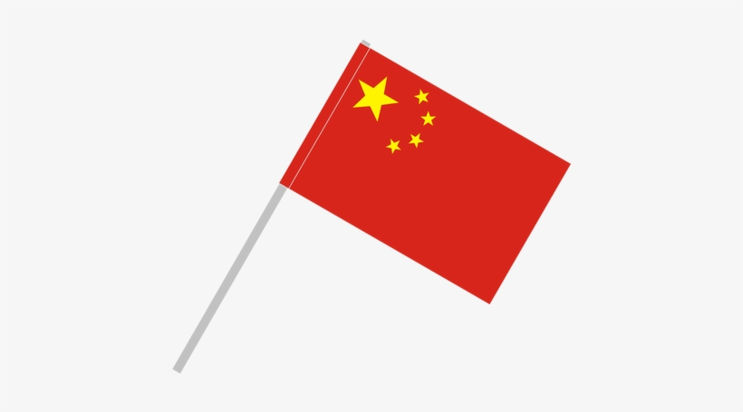 China Flag Png Pic China Flag With Pole 591x394 Png Download Pngkit