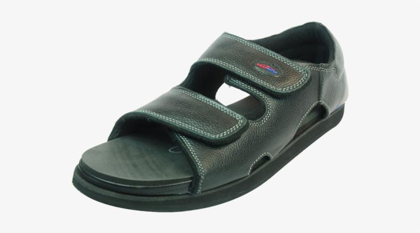 711589ea1dd3 Shearwater Supreme Leather Men Diabetic Footwear - Flip-flops ...
