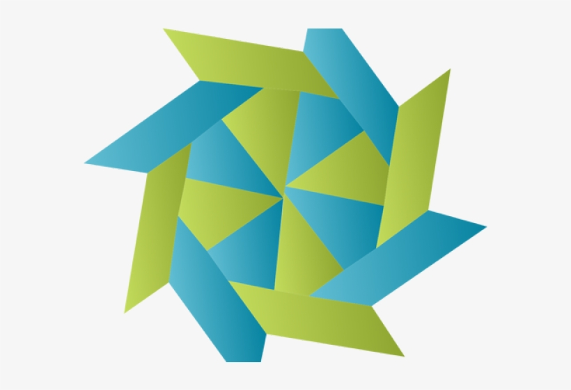 8-Pointed Throwing Star | EZ Origami | 561x820