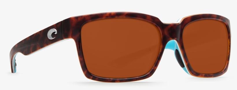 0d14533592 Costa Del Mar Playa Sunglasses In Light Tort white aqua