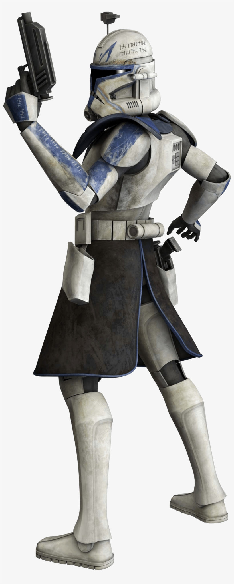 Star Wars Clone Trooper Captain Rex Star Wars The Clone Wars