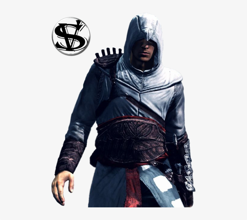 Altair Render Photo Assassin S Creed Altair 490x660 Png