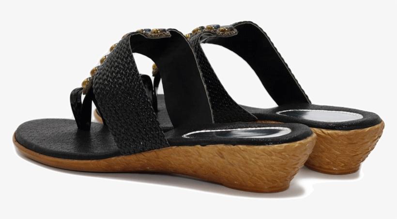 6fc772b31db Lemex Sb2 Ladies Flats Slippers - Slide Sandal - 1200x800 PNG ...