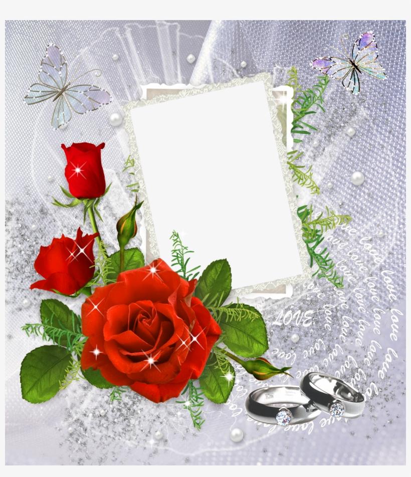 September - Wedding Frame Free Download - 1440x1600 PNG