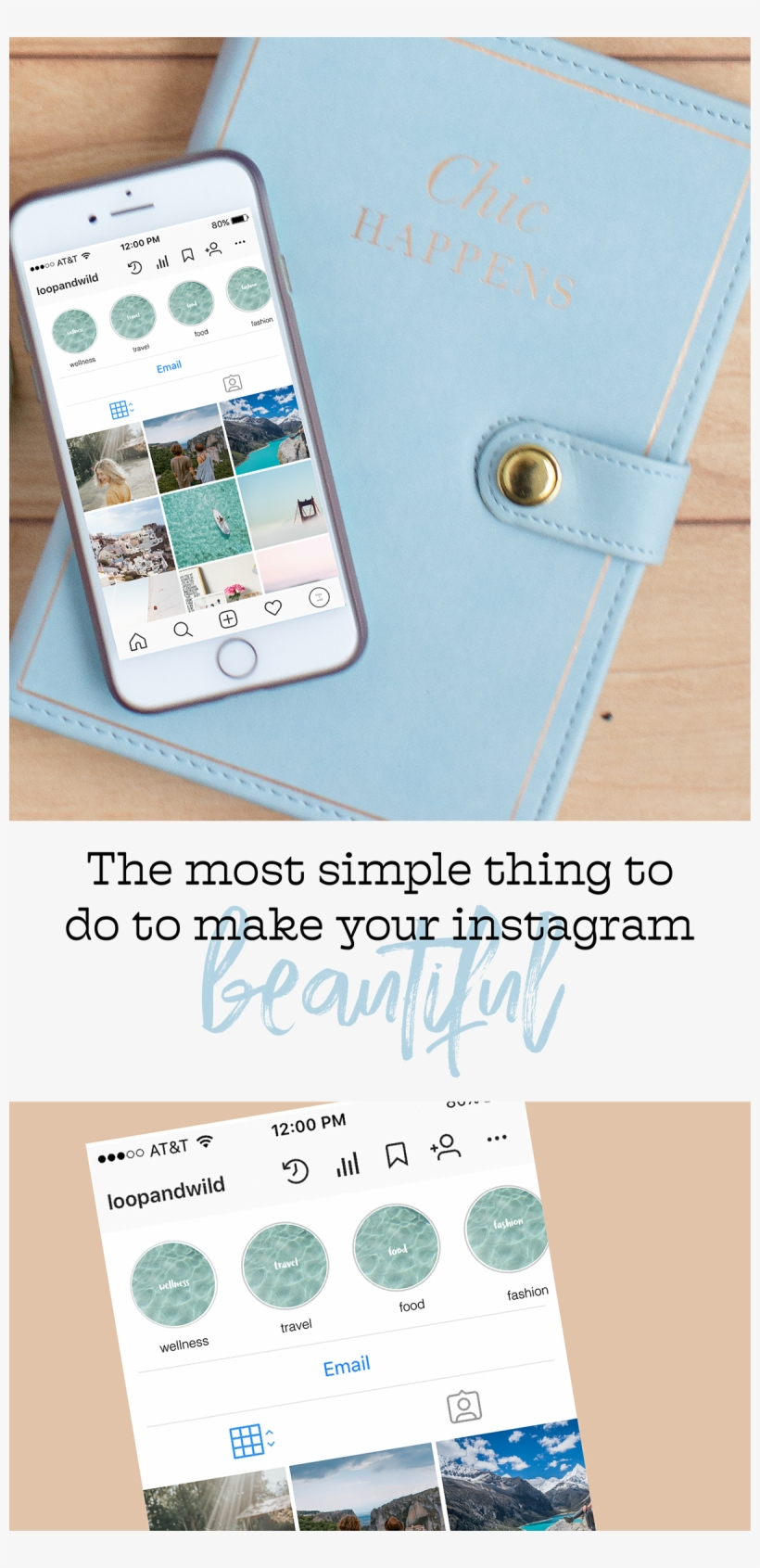 75 Instagram Story Highlight Icons For Bloggers, Travel