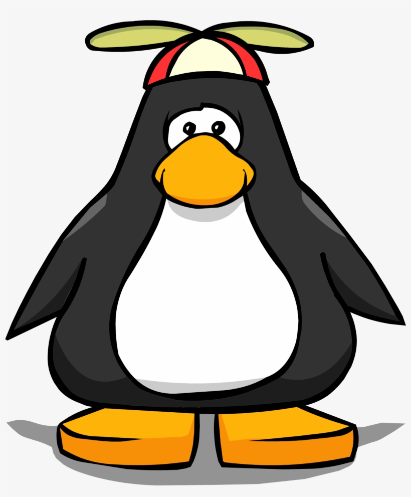 15db3c55a75a5 Red Propeller Cap - Club Penguin Tour Guide Hat - 1380x1602 PNG ...