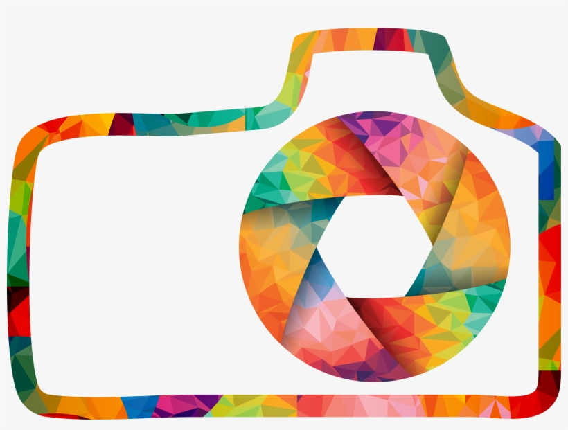 Photographer Clipart Photography Contest Colorful Camera Logo Png 3357x2379 Png Download Pngkit