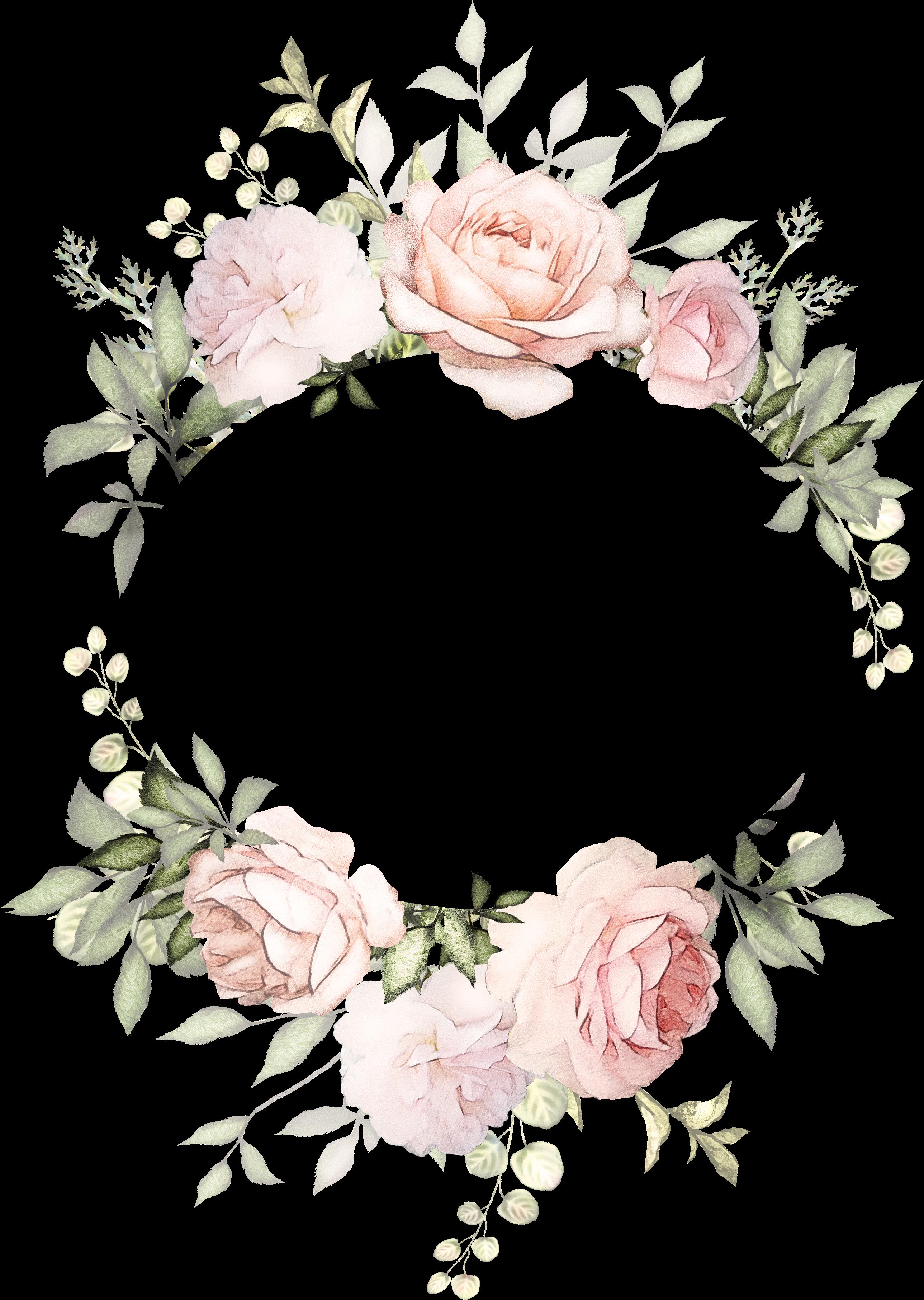 Download H746a Flower Frame, Arte Floral, Arusha ...