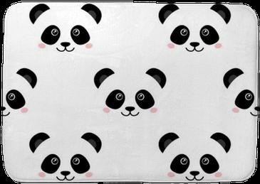 Download Cute Panda Face Baby Panda Wallpaper Cartoon Full Size Png Image Pngkit