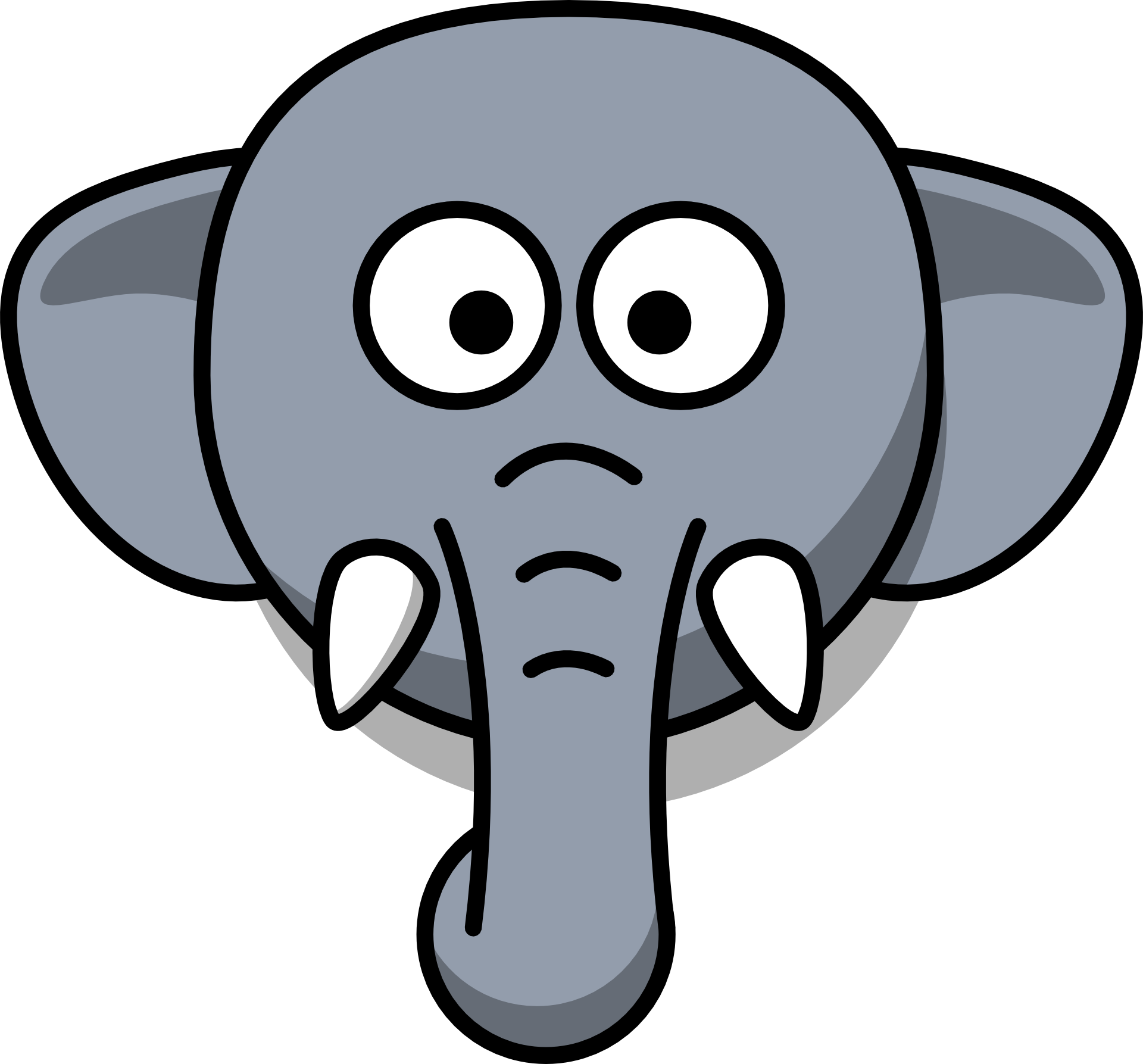 Download Kids Elephant Cartoon For Baby 1920x1080