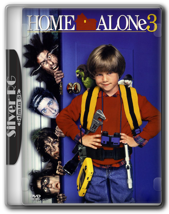 Download Home Alone Home Alone 3 Movie Poster Full Size Png Image Pngkit