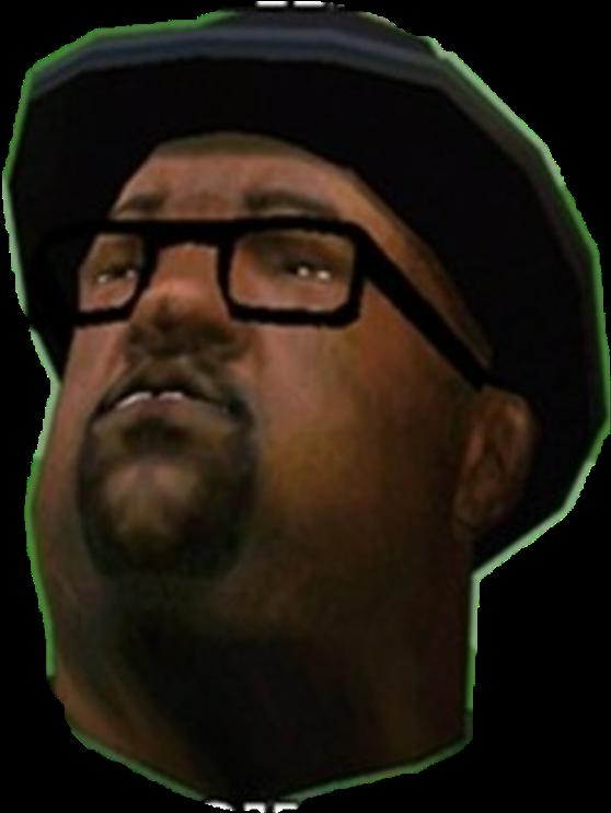 Download Bigsmoke Gta Meme Cj Big Smoke Hoodie Gta San Andreas Full Size Png Image Pngkit