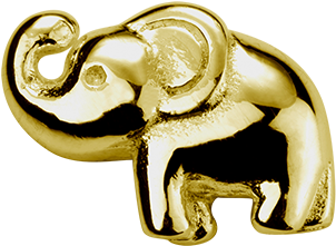 Download Gold Elephant Lucky Charm Indian Elephant Full Size Png Image Pngkit Elephant png you can download 36 free elephant png images. download gold elephant lucky charm
