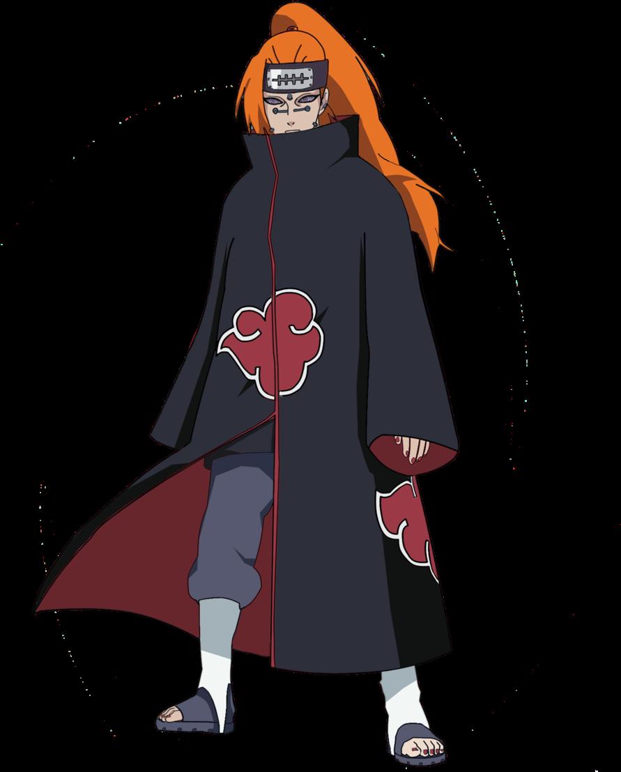 Download Naruto Pain Png Image Pain 2 Akatsuki Full Size Png Image Pngkit