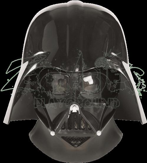 Download Supreme Edition Adult Darth Vader Mask Star Wars Revenge Of The Sith Darth Vader Mask Full Size Png Image Pngkit