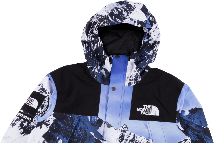 Download Supreme X North Face Mountain Jacket Full Size Png Image Pngkit