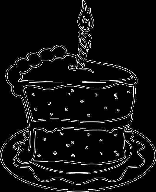 Peachy Download Drawing Birthday Cake Png Birthday Cake Slice Drawing Funny Birthday Cards Online Eattedamsfinfo