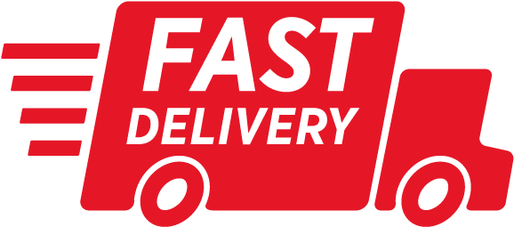 Download Fast Delivery Icon Red 01 - Fast Delivery Icon Png - Full ...