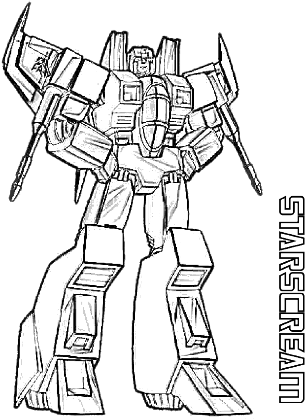 Transformers Coloring Pages Printable Transformer Page Free For ... | 850x619