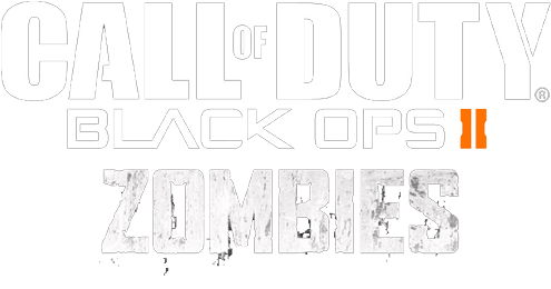 Download Call Of Duty Another Black Ops 2 Zombies Logo Full