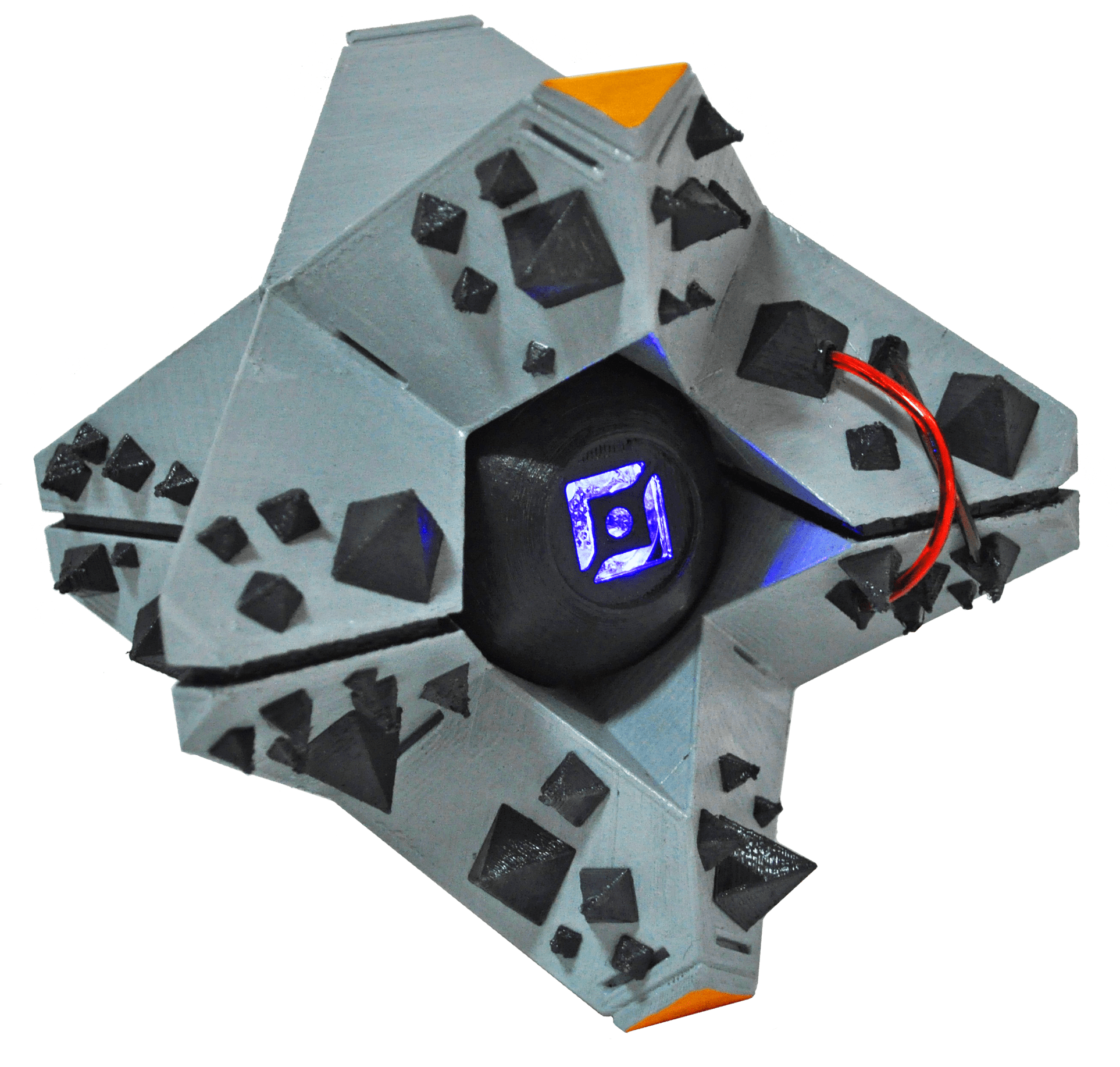 Download Full Sized Ghost Infection Shell Destiny 2 Ghost Shells Png Full Size Png Image Pngkit