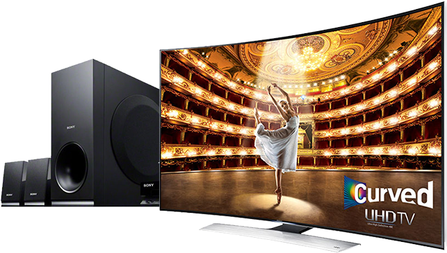 Download Lease To Own Tv Home Theater Samsung Led 55 Inch Price In Pakistan Full Size Png Image Pngkit