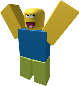 Download Roblox Png Banner Transparent Stock Roblox Person Full Size Png Image Pngkit