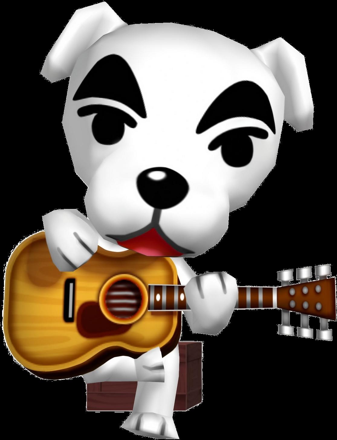 Download Animal Crossing Png Animal Crossing New Leaf Kk Full