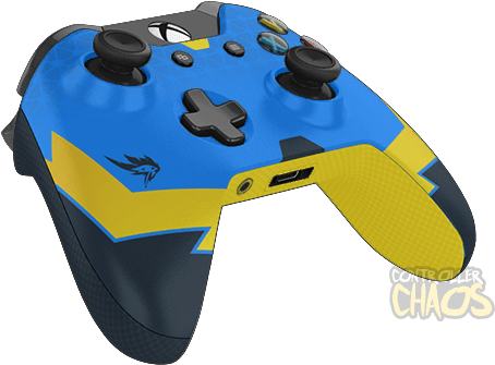 Download Rapid Fire Mods - Overwatch Xbox One Controller