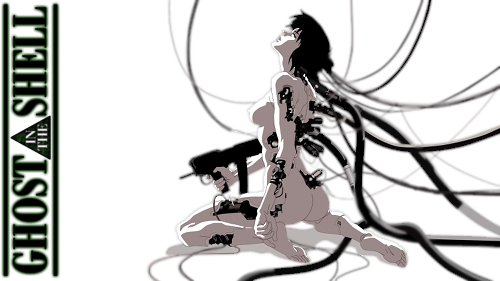 Download Ghost In The Shell Movie Image With Logo And Character Ghost In The Shell Png Full Size Png Image Pngkit
