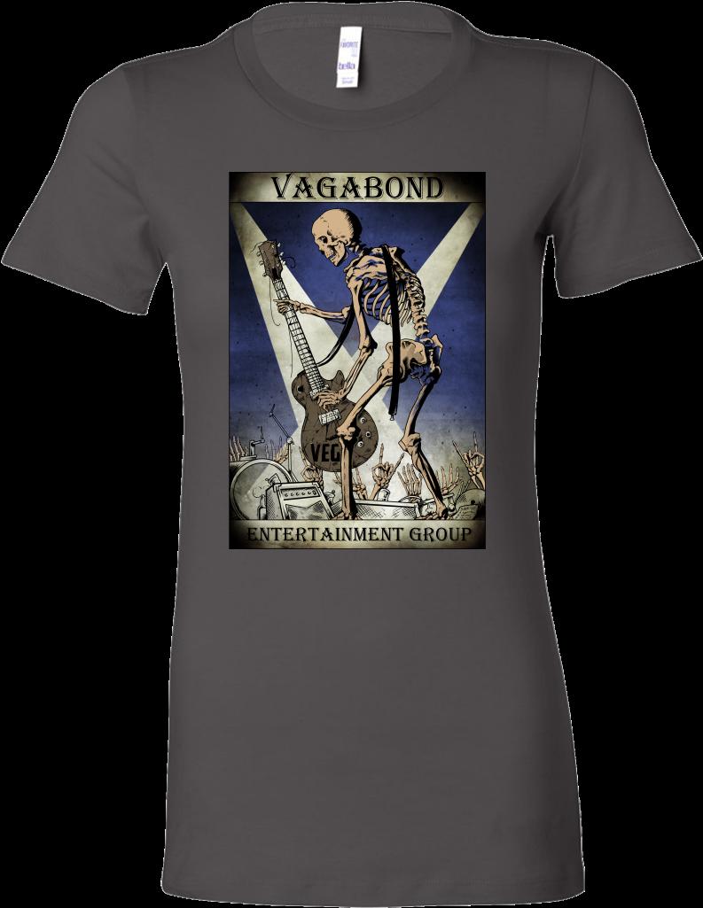 Scene Skeletor T Shirt