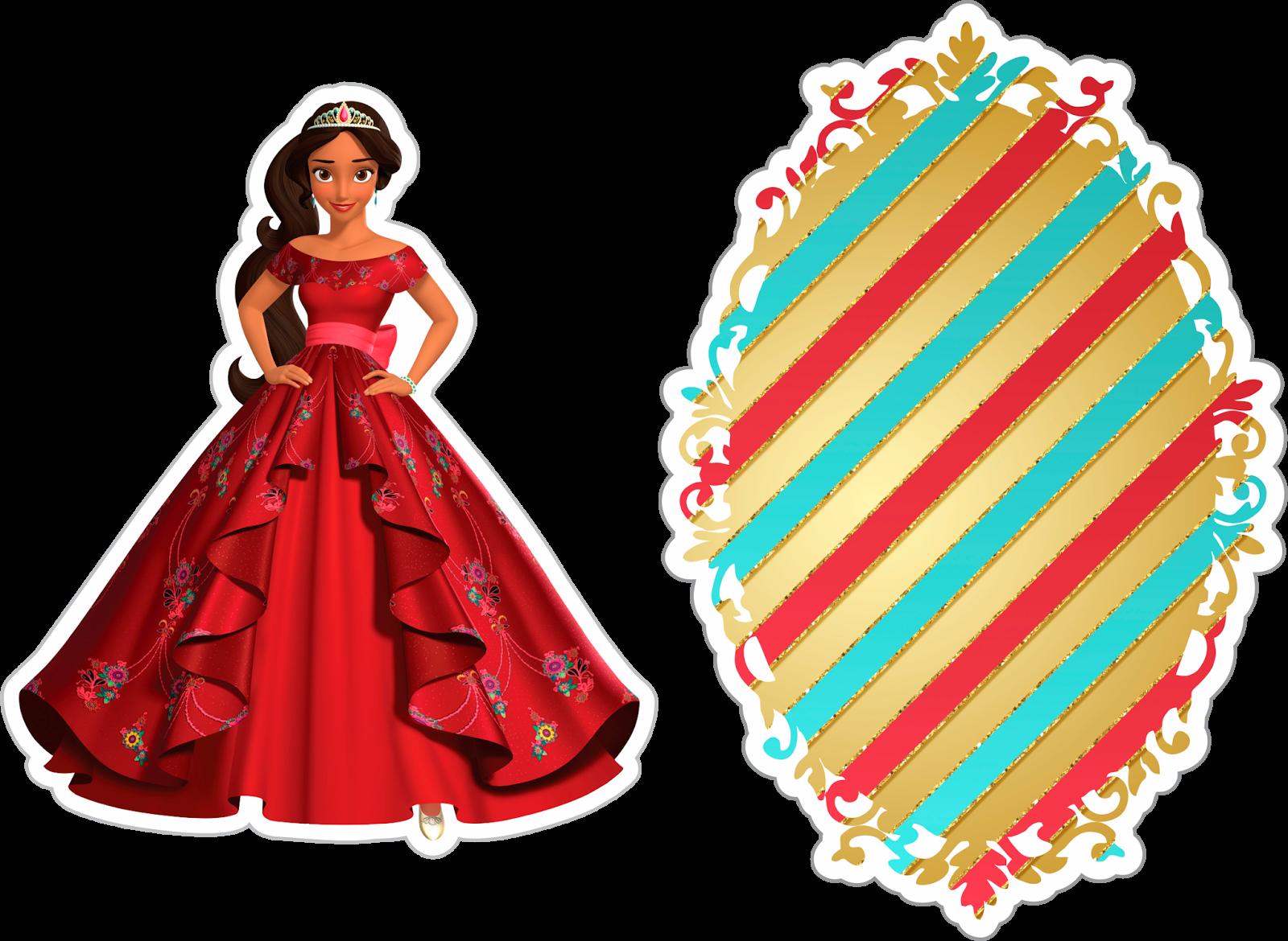 Download Tag 3d Princesa Elena De Avalor Sofia The First Elsa